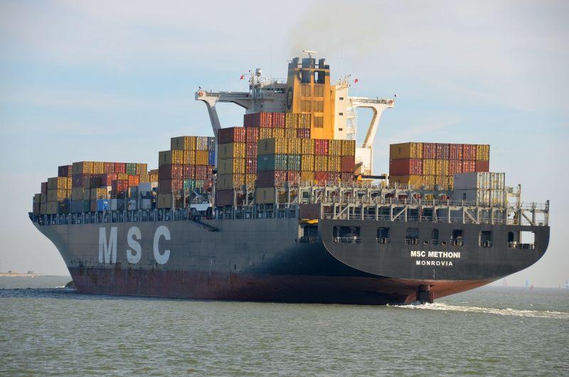 Image of MSC METHONI