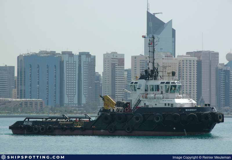Image of MV WASSAY