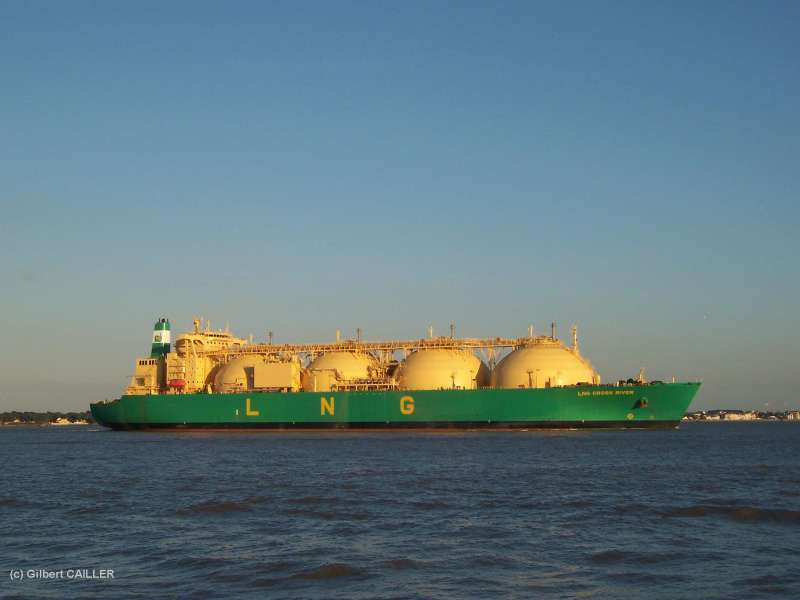 Image of LNG CROSS RIVER