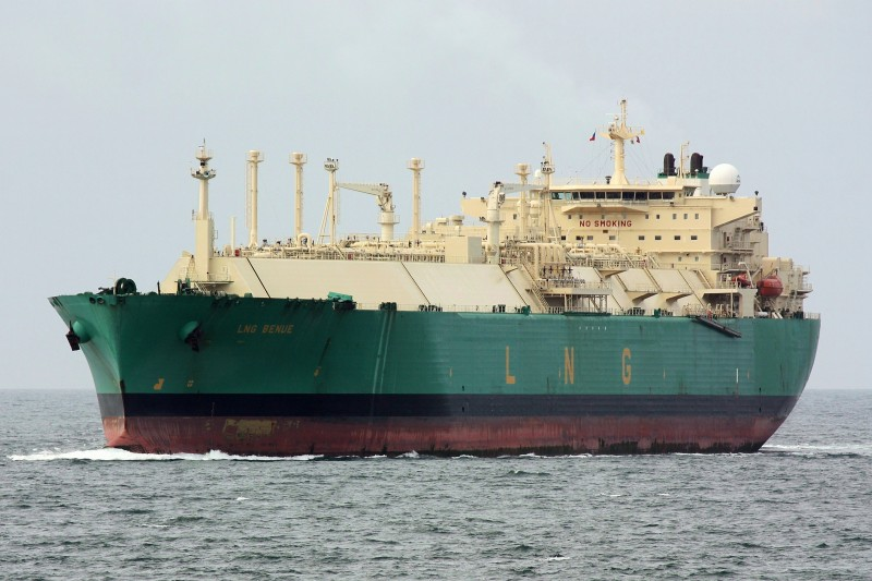 Image of LNG BENUE