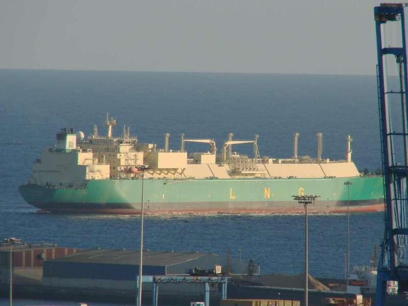 Image of LNG LOKOJA