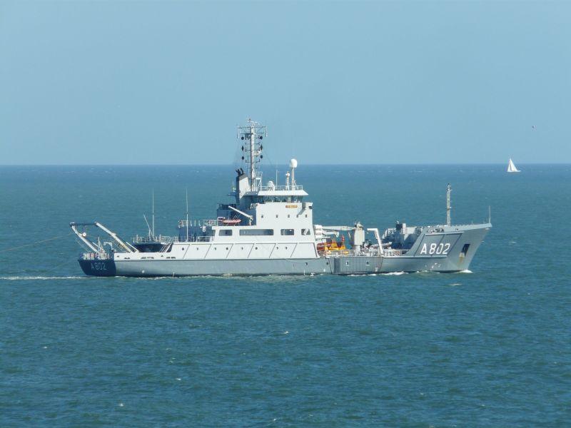 Image of HNLMS SNELLIUS