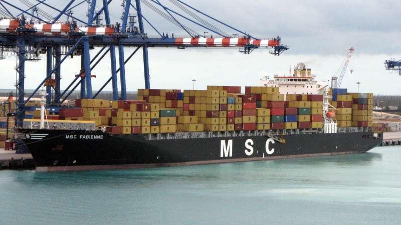 Image of MSC FABIENNE