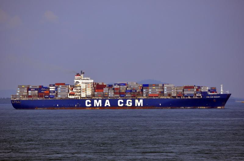 Image of CMA CGM MOZART