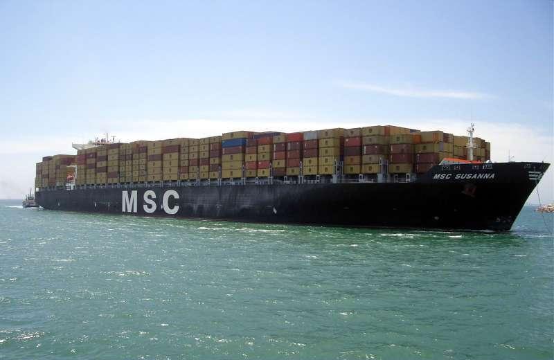Image of MSC SUSANNA
