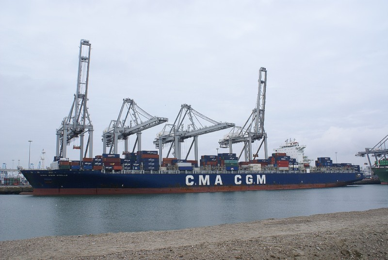 Image of CMA CGM OTELLO
