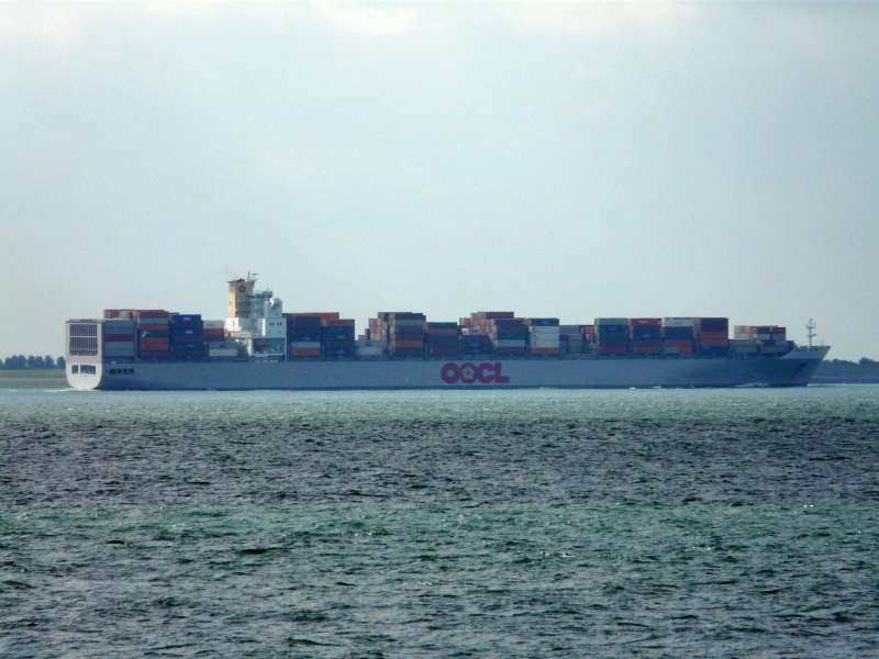 Image of OOCL EUROPE