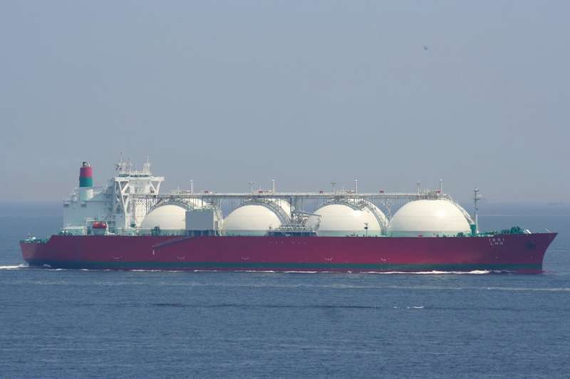 Image of IBRI LNG