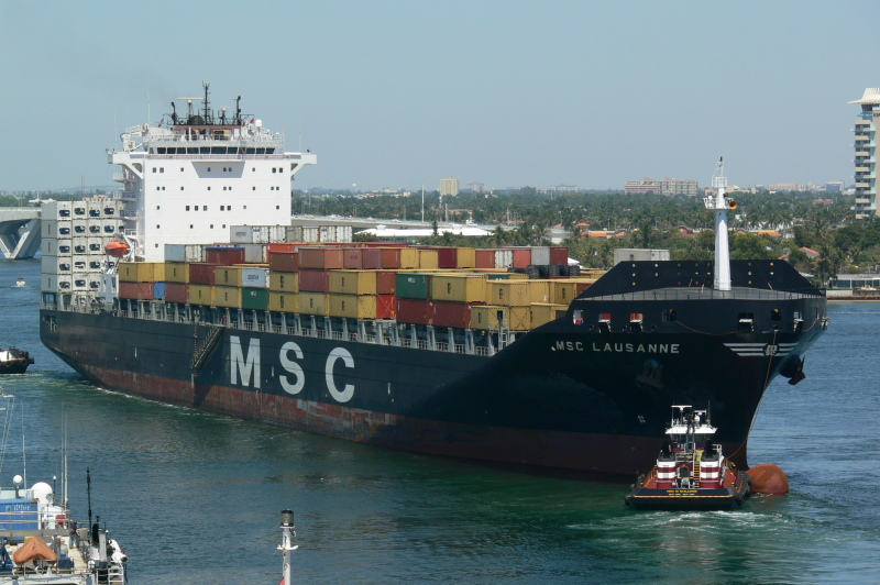 Image of MSC LAUSANNE