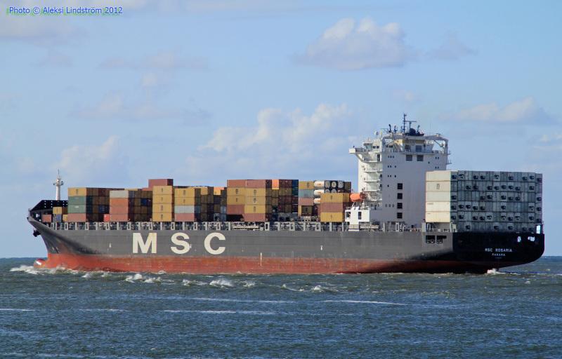 Image of MSC ROSARIA