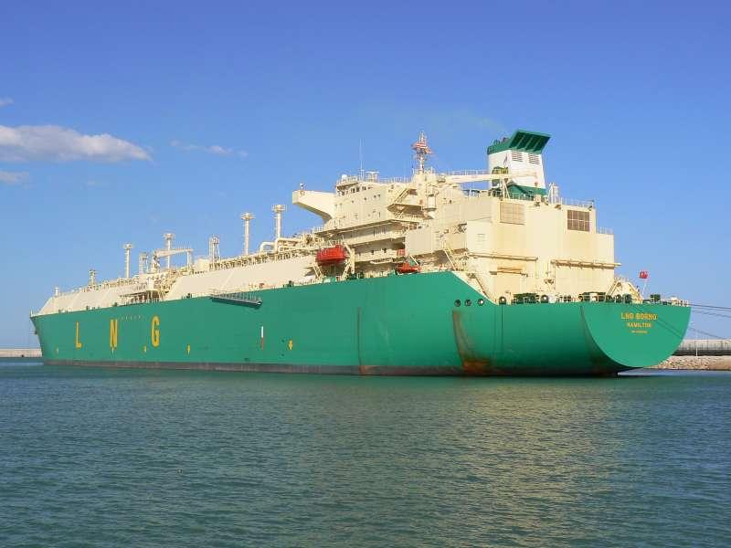 Image of LNG BORNO