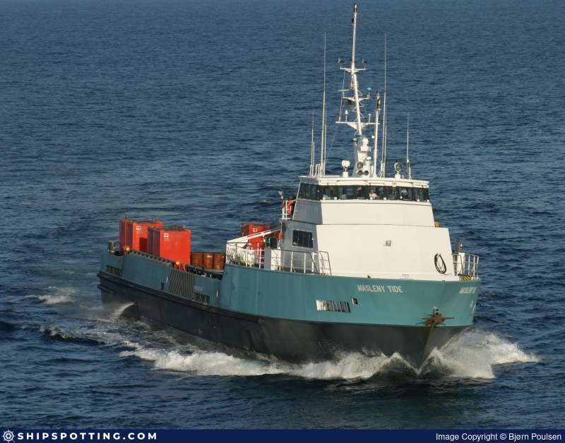 Image of MV OCEAN LADY MICHEL