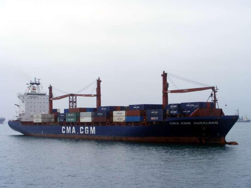 Image of MSC YURIDA III