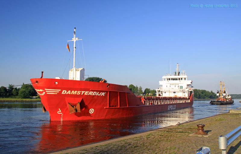 Image of DAMSTERDIJK