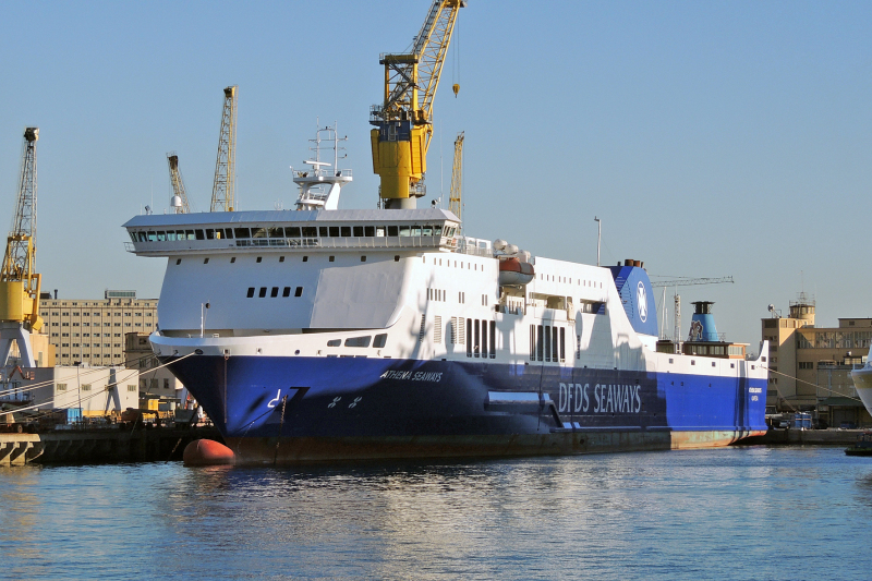 Image of ATHENA SEAWAYS