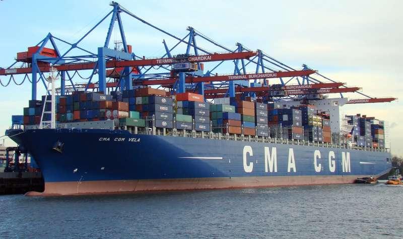 Image of CMA CGM VELA