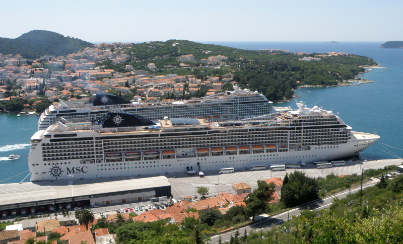Image of MSC MAGNIFICA