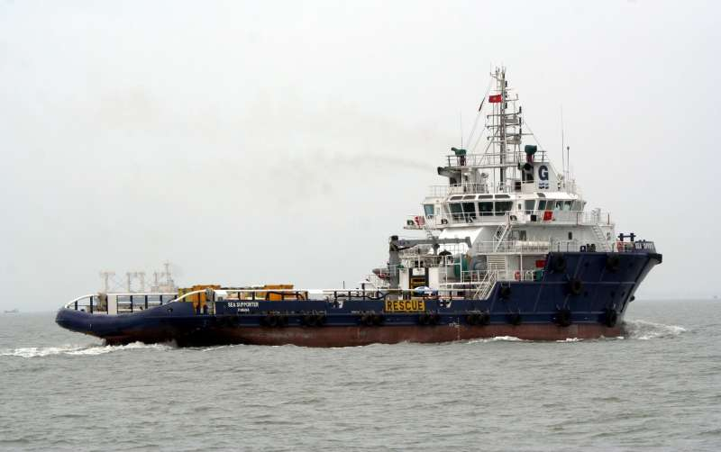 Image of SEA SUPPORTER