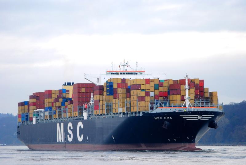 Image of MSC EVA