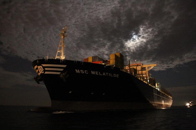 Image of MSC MELATILDE