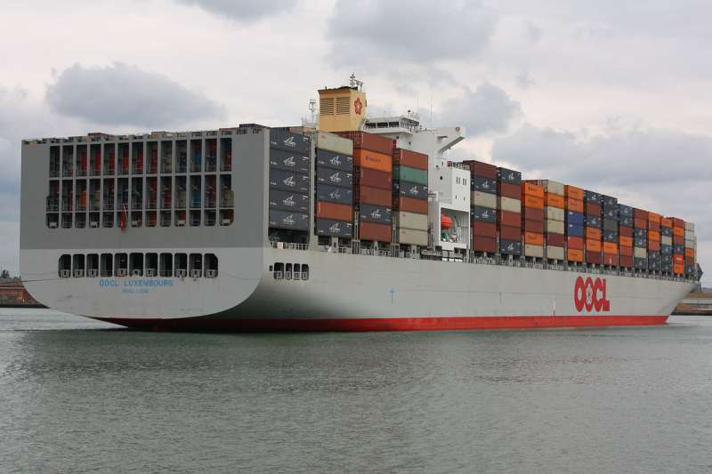 Image of OOCL LUXEMBOURG