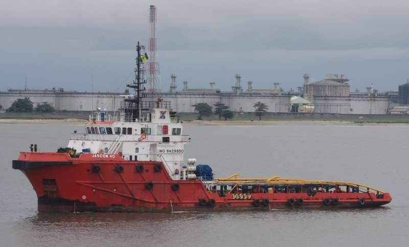Image of MV JASCON 40