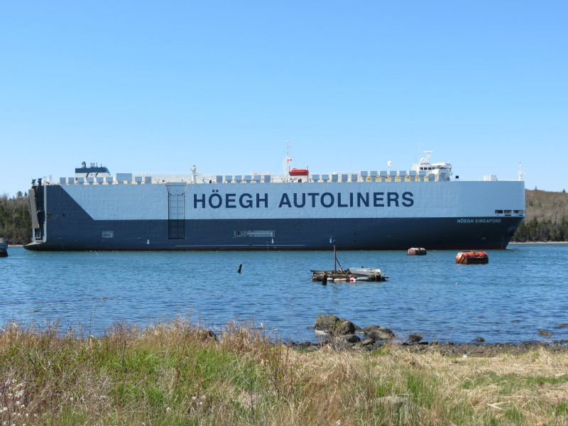 Image of HOEGH SINGAPORE