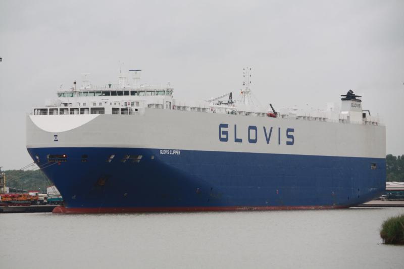 Image of GLOVIS CLIPPER