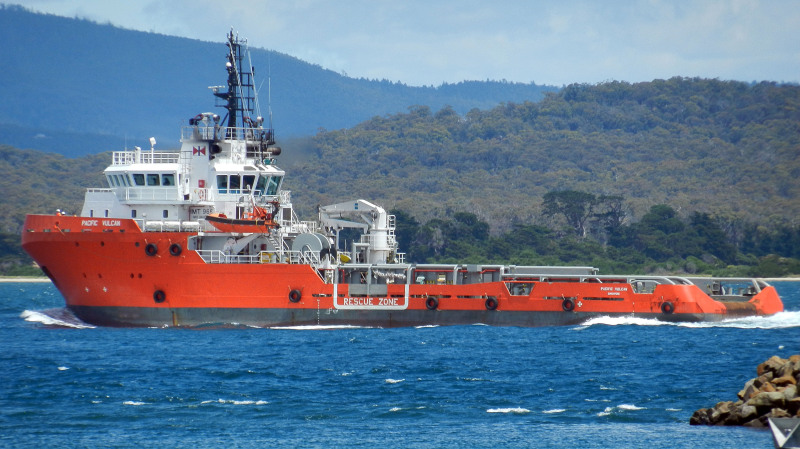 Image of PACIFIC VULCAN