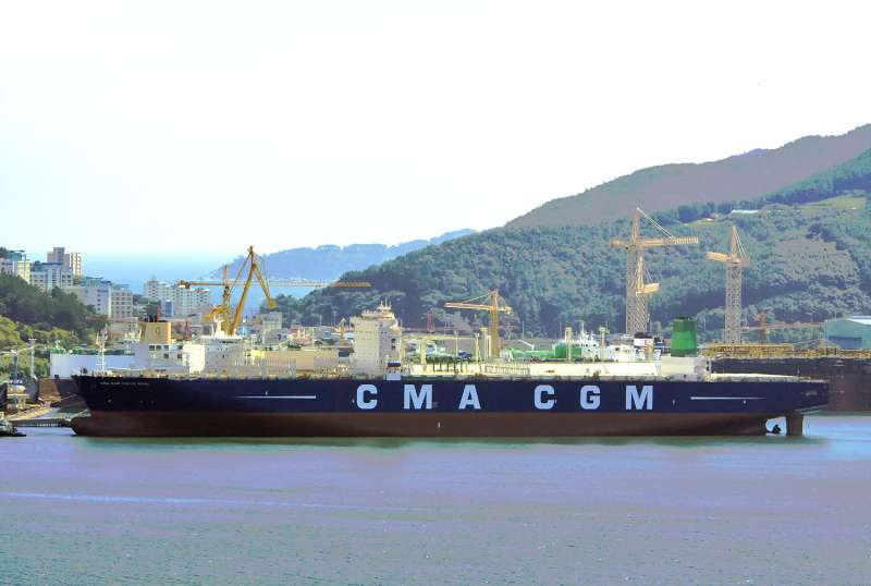 Image of CMA CGM CORTE REAL
