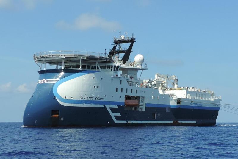 Image of OCEANIC SIRIUS