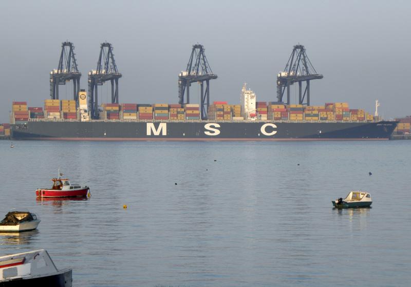 Image of MSC FLAVIA
