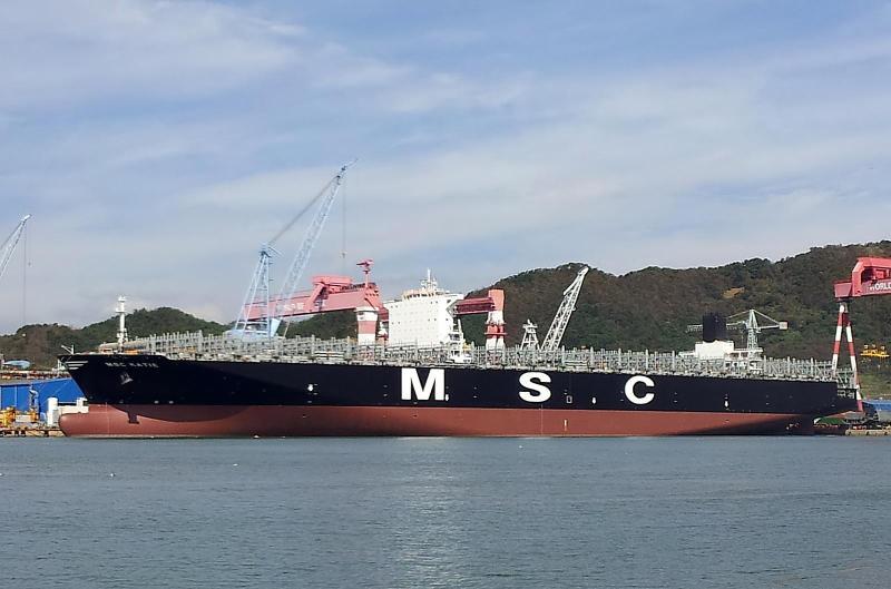 Image of MSC KATIE