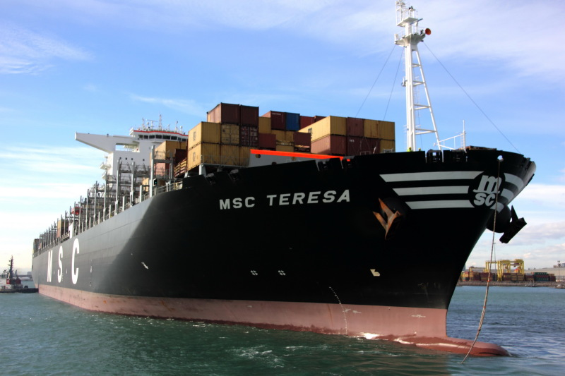 Image of MSC TERESA