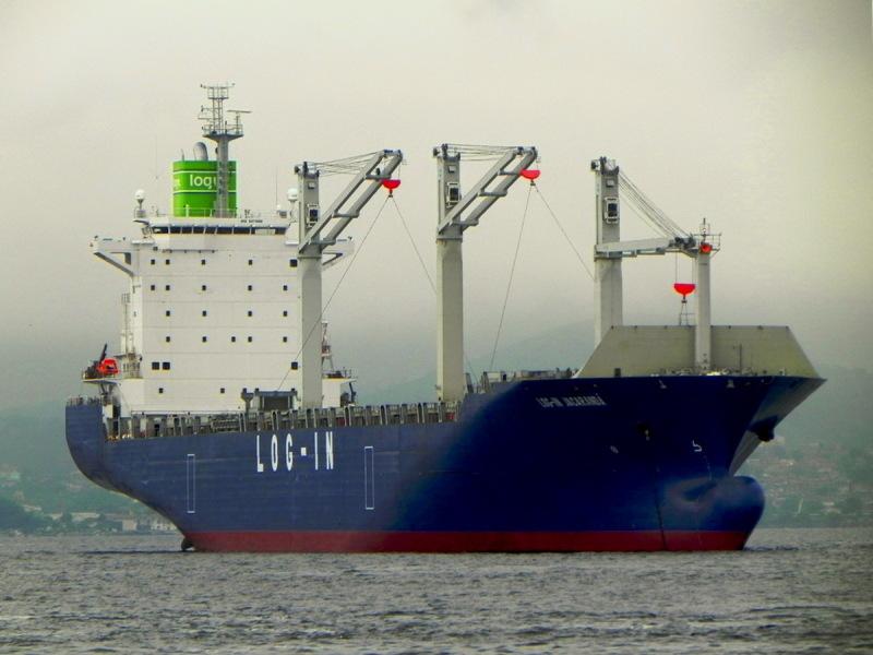 Image of LOG-IN JACARANDA