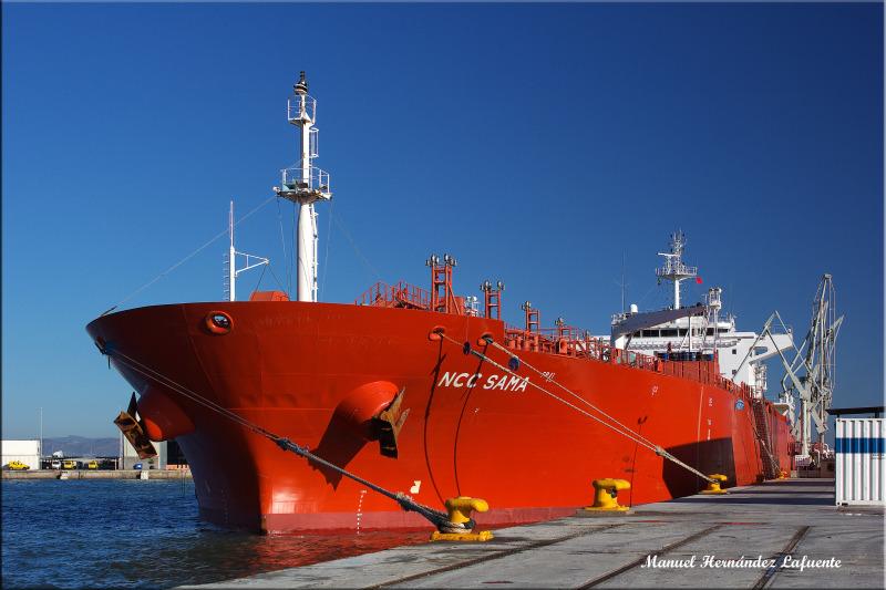 Image of NCC SAMA