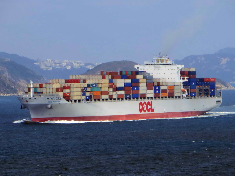 Image of OOCL MEMPHIS