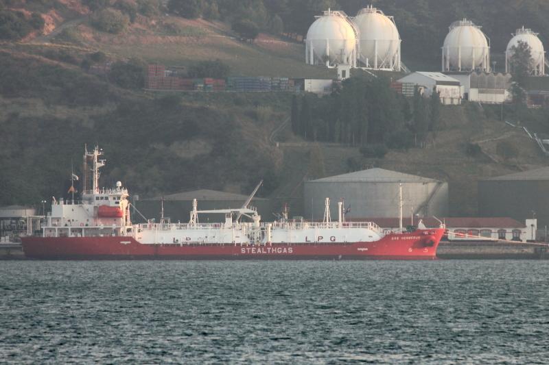 Image of GAS CERBERUS