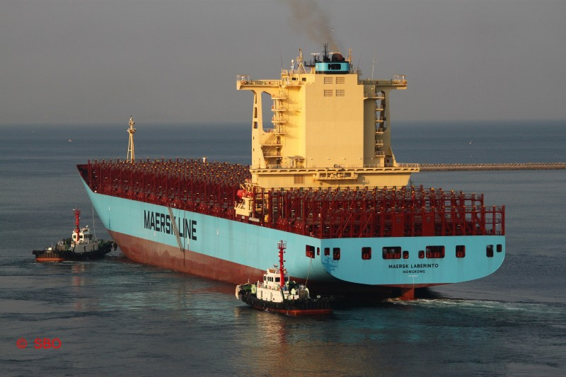 Image of MAERSK LABERINTO