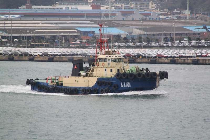 Image of SUNJIN NO.801