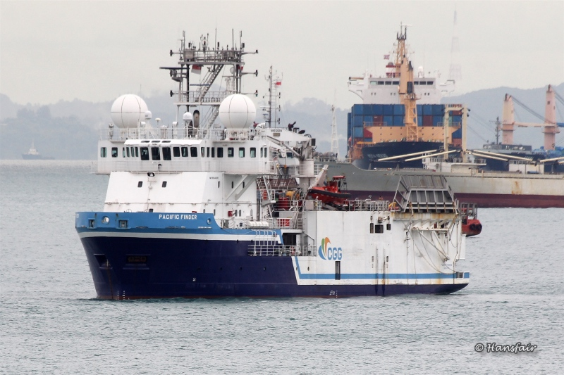 Image of PACIFIC FINDER