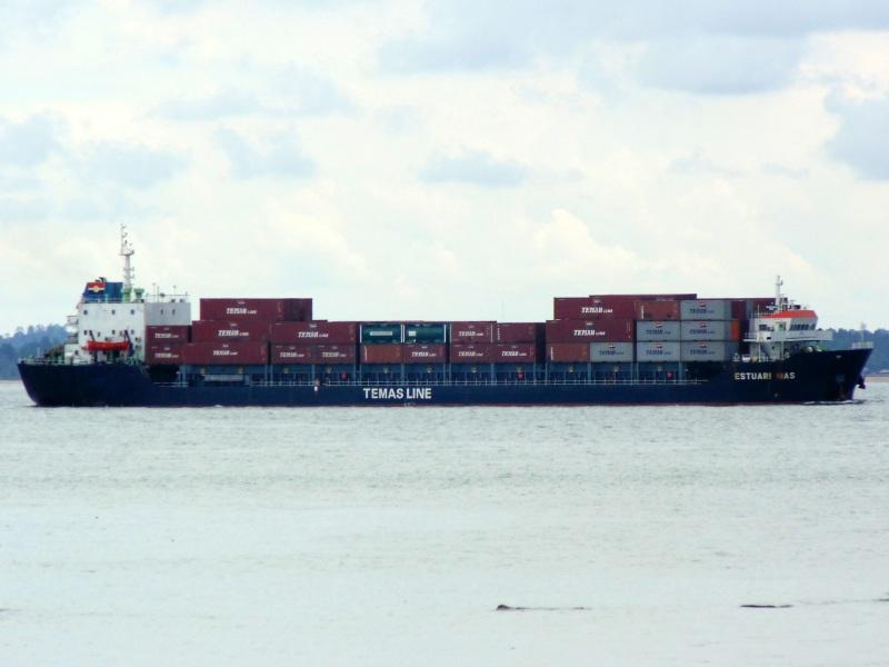 Image of MV ESTUARI MAS