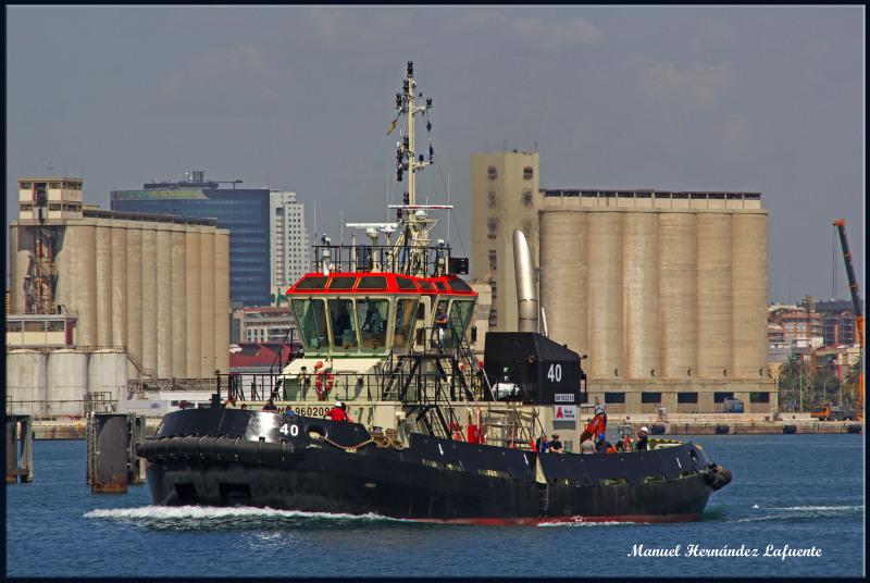 Image of TUG 40
