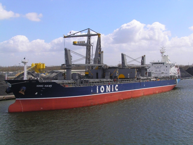 Image of IONIC HAWK