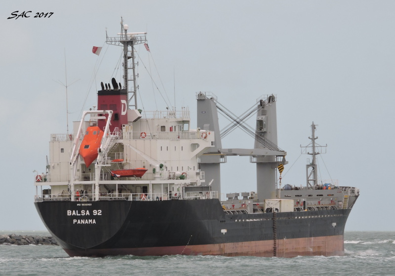 Image of MV BALSA 92