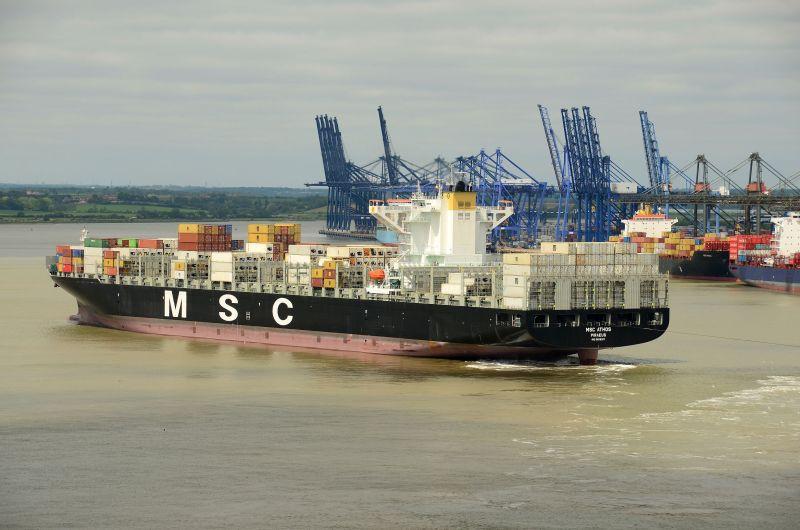 Image of MSC ATHOS