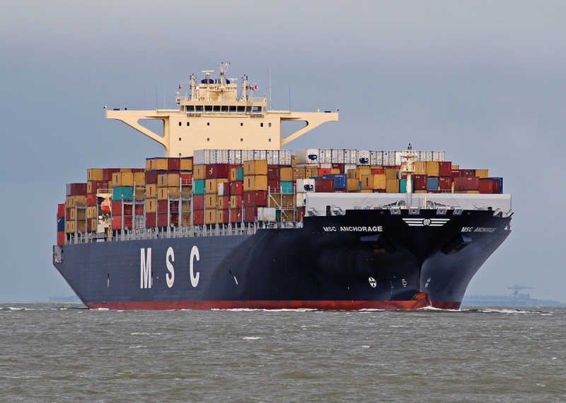 Image of MSC ANCHORAGE