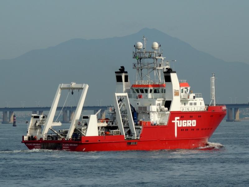 Image of FUGRO BRASILIS