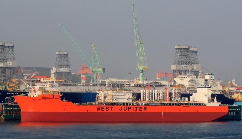 Image of WEST JUPITER