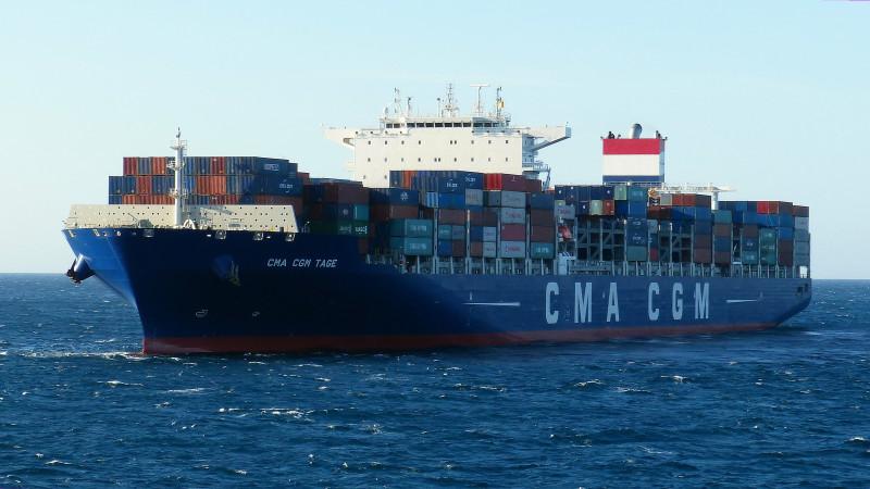 Image of CMA CGM TAGE